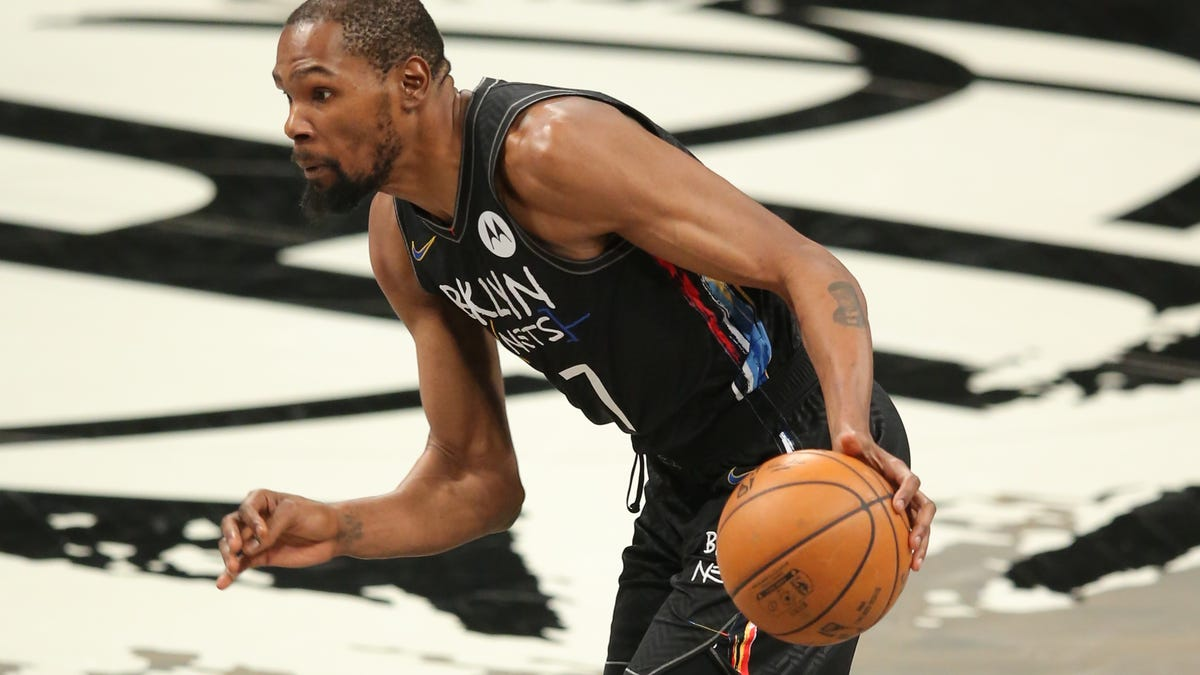 Is Kevin Durant capable of carrying Nets to an NBA championship?