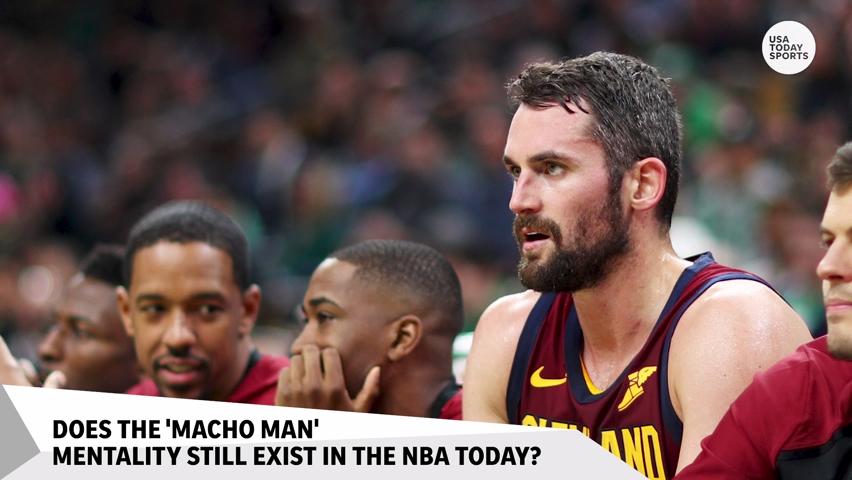 Kevin Love on why it's so important DeMar DeRozan and Dak Prescott spoke out about mental health