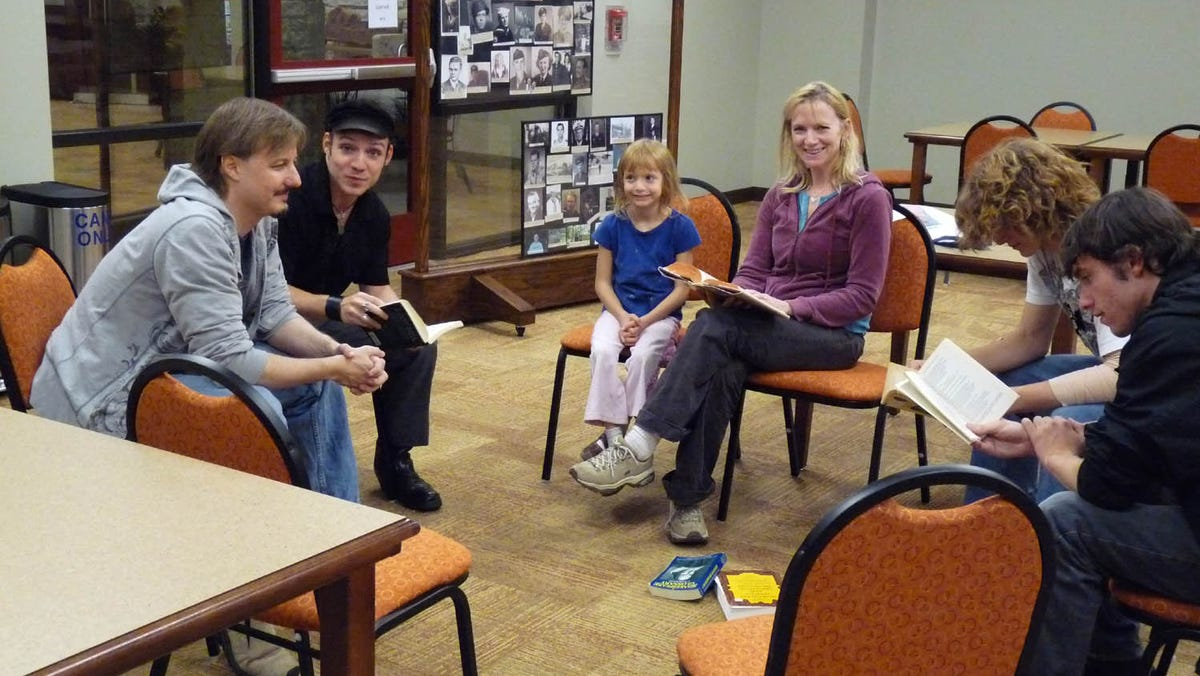 Westbank librarian: Book clubs still a great way to meet others