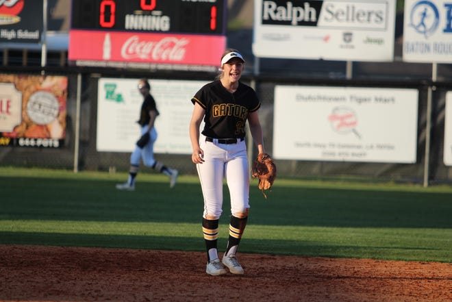 Senior Julia Kramer and St. Amant earned the No. 2 seeding in the Class 5A playoffs.
