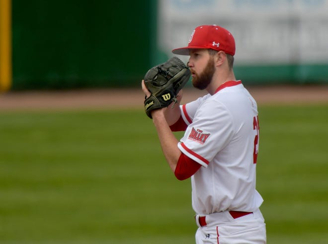 Princeville native and former Bradley University ace Mitch Janssen, who died in a 2020 plane crash, was memorialized by the Braves during a series at Dozer Park this weekend.