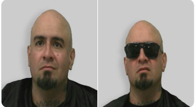Police released these images of John David Wishert, 47, who was found dead on University Avenue Friday evening in Central Lubbock.