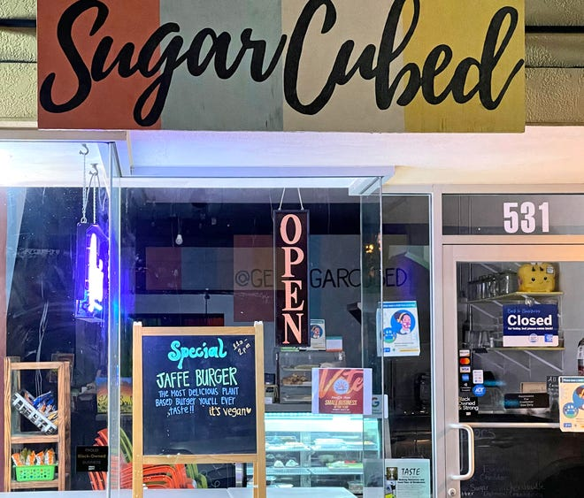 Sugar Cubed and Happy Soul share a storefront at 531 13th St. W. in Bradenton.