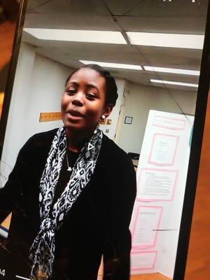 Jasmine Sydney Ballard, 16, was reported missing Friday.