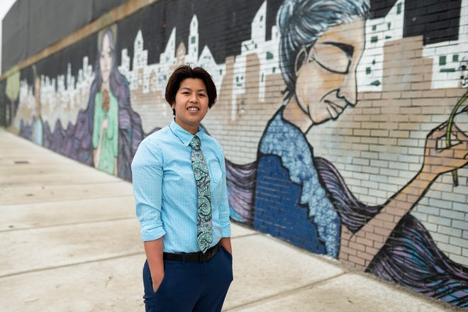WORCESTER - Thu Nguyen, who isrunning for an at-large seat on the Worcester City Council.