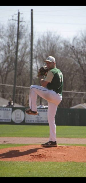 Gordo's Ben Capps set an AHSAA record for most scoreless innings pitched with 44