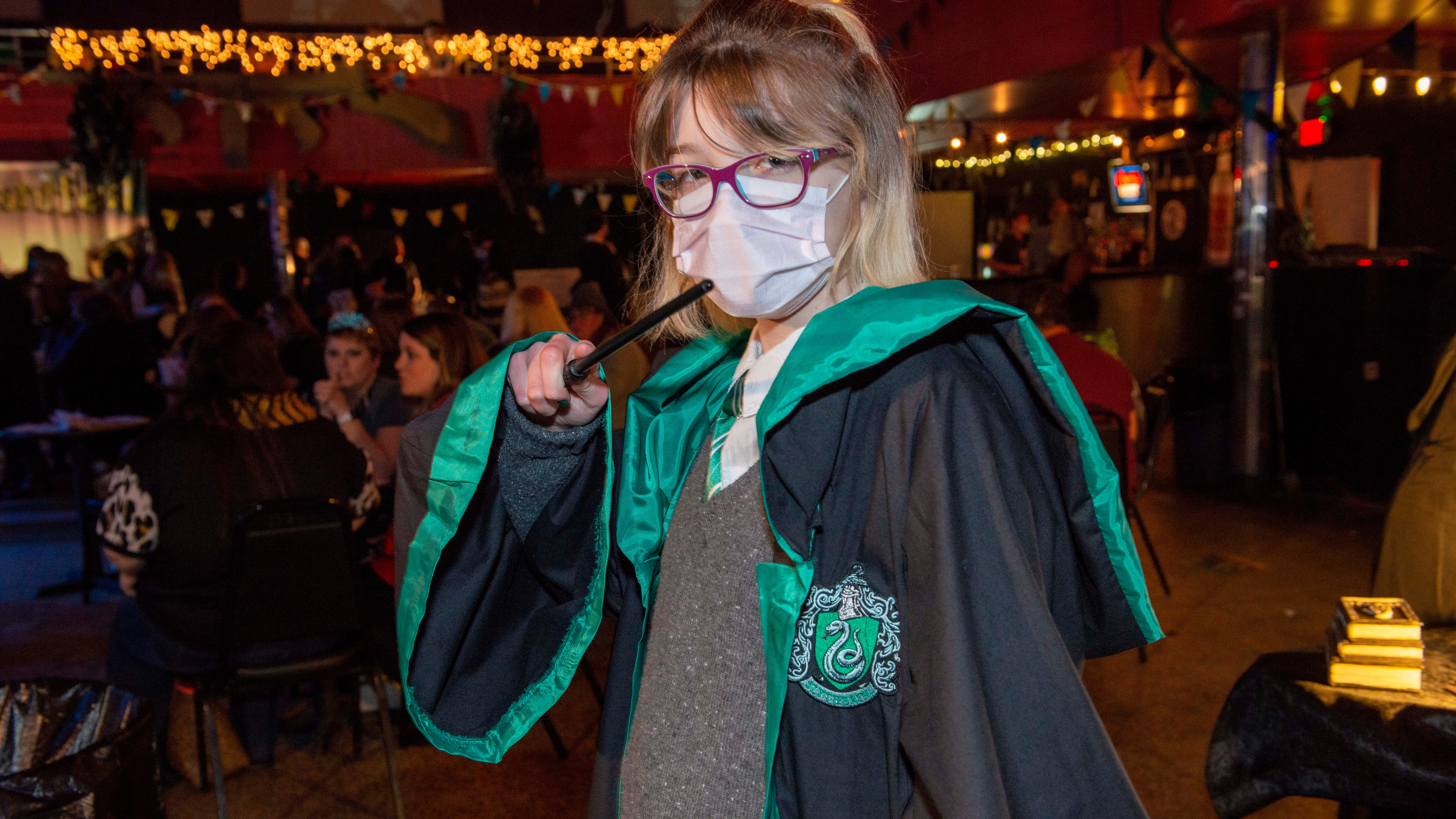 Photos: 'Harry Potter' themed Wizard Fest lands in Newport