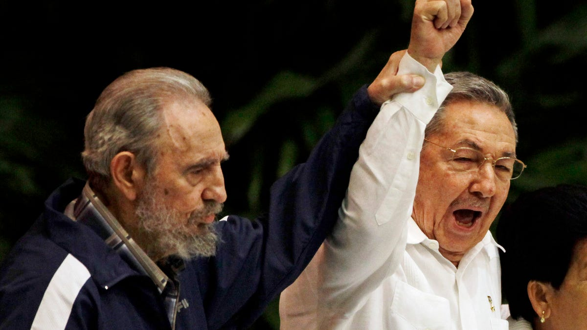 Raul Castro, long a sidekick, finally the face of his nation 2