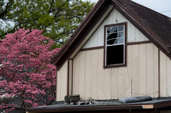 A house fire reported at 4:44 p.m. Friday in the 200 block of Read Street sent a 3-year-old boy to the hospital, where he later died. The initial report from investigators indicates the cause of the fire was electrical.