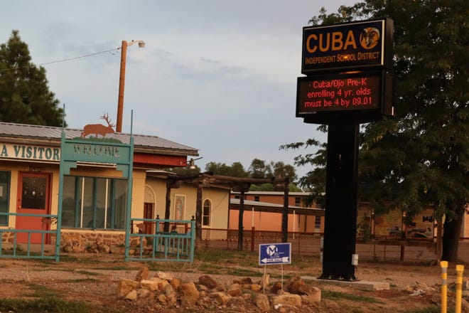 Cuba, N.M. school officials have diligently sought to expand internet access to students forced into virtual learning.