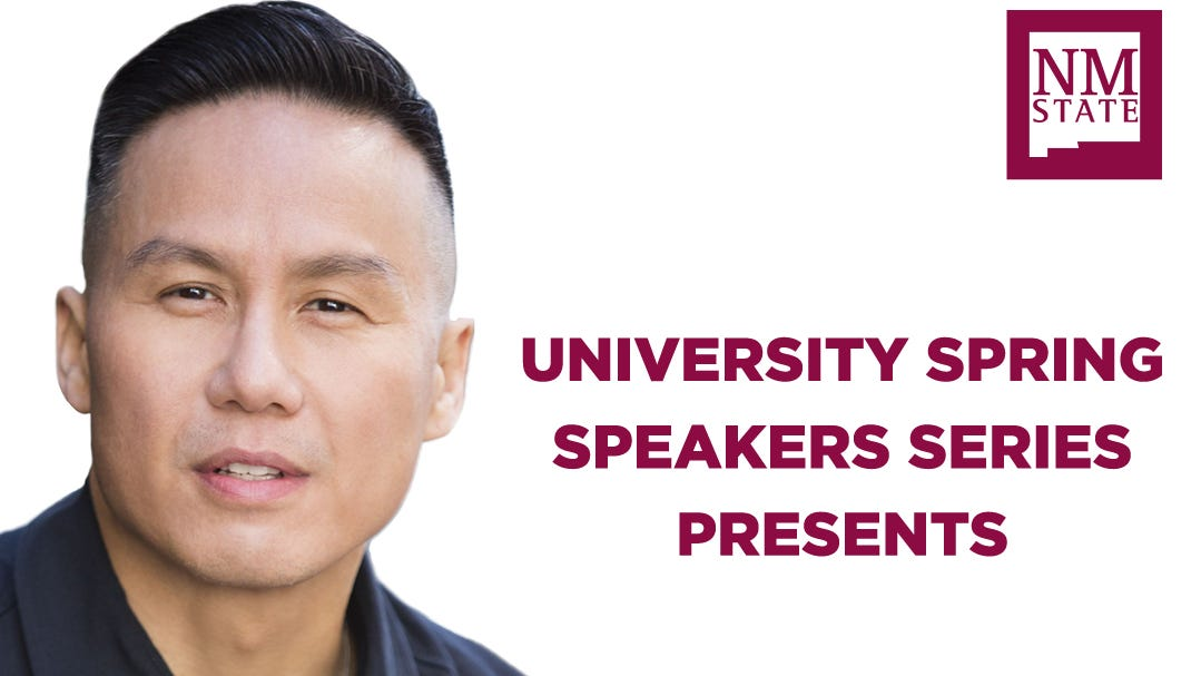 www.lcsun-news.com: Actor BD Wong to speak on Asian-American experiences during virtual event