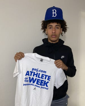 PNJ Athlete of the Week - Tate basketball's Jordan Williams