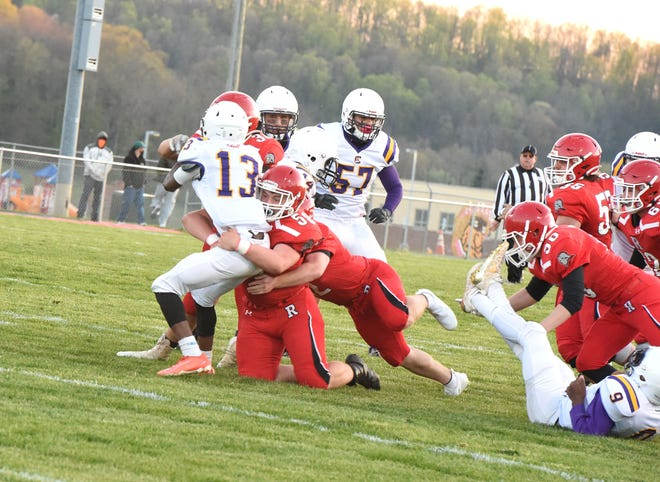 Attendance limits have been increased as Riverheads and Stuarts Draft prepare to host state football championships Saturday.