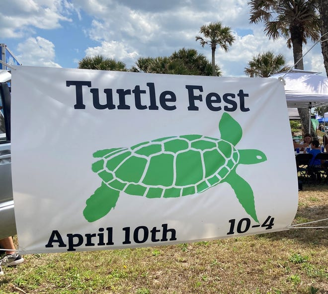 The 13th Annual Turtle Fest was held at Marineland this year.
