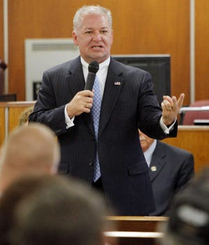 Oklahoma County District Attorney David Prater will be retiring in January 2023 and will not be seeking another term in office. Candidate filings for the position have begun with defense attorney Robert W. Gray throwing his hat into the ring.