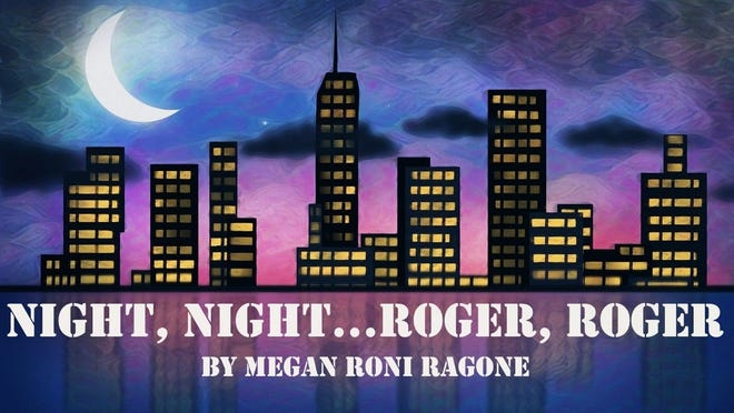 """Night, Night...Roger, Roger"" is being performed on Zoom by the College of the Siskiyou Theatre Department. It opened last week and has three more performances lined up for this week."