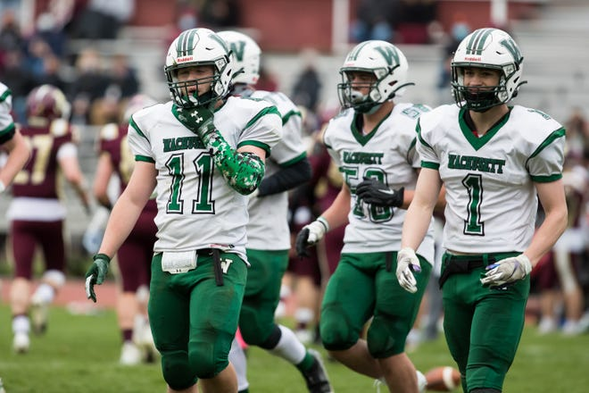 Wachusett players have plenty to be pleased about during their unbeaten season to date.