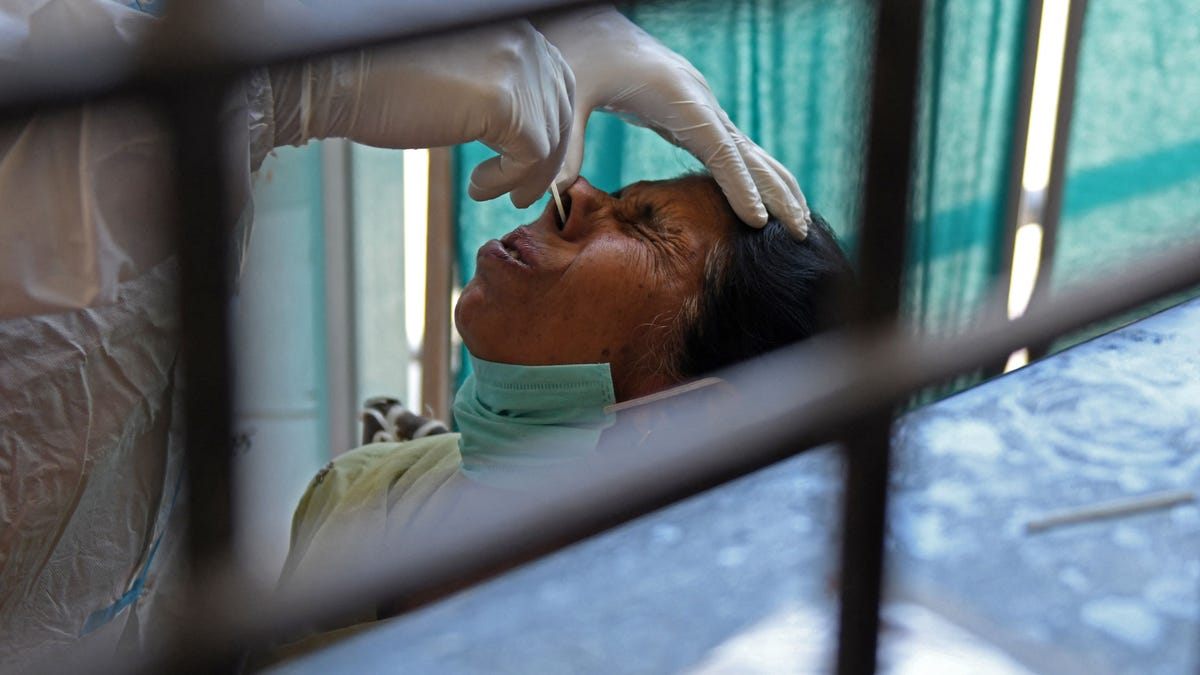 India cases set new global record for virus cases 2