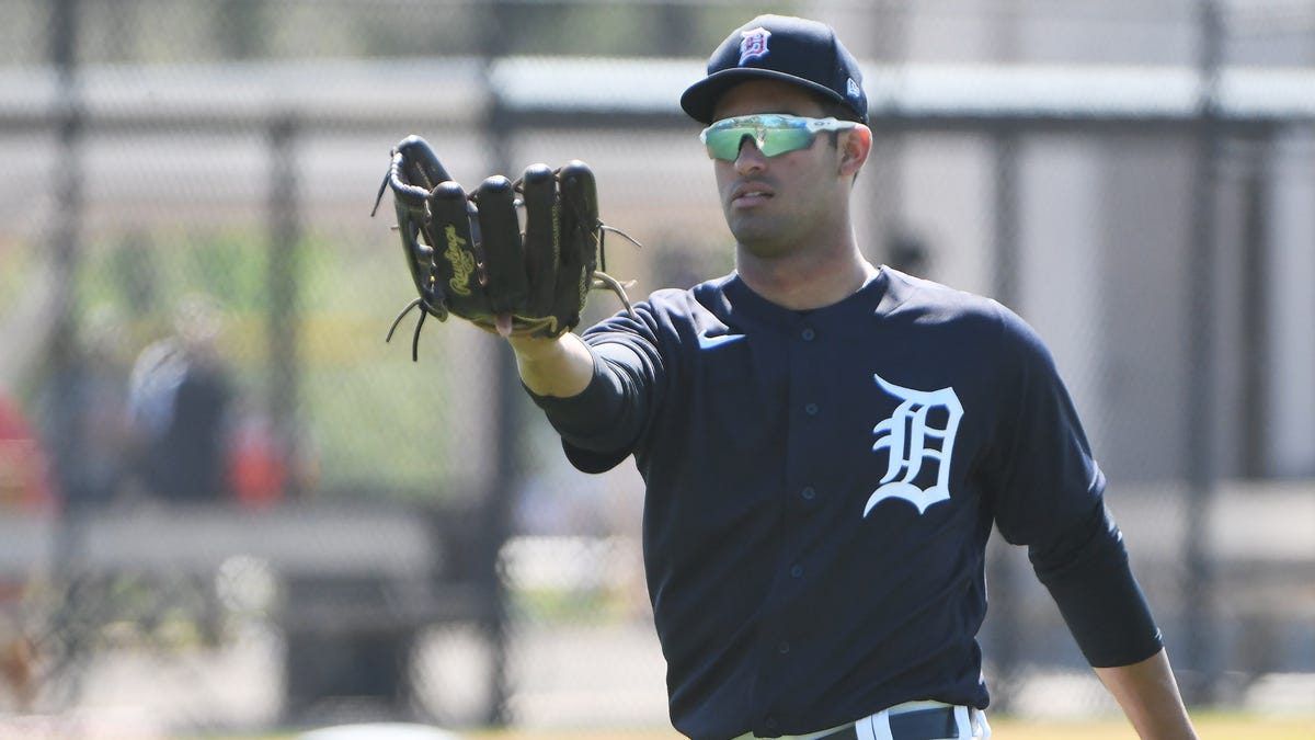 Henning: How some of Tigers' top prospects are faring during frenzied spring camp 1