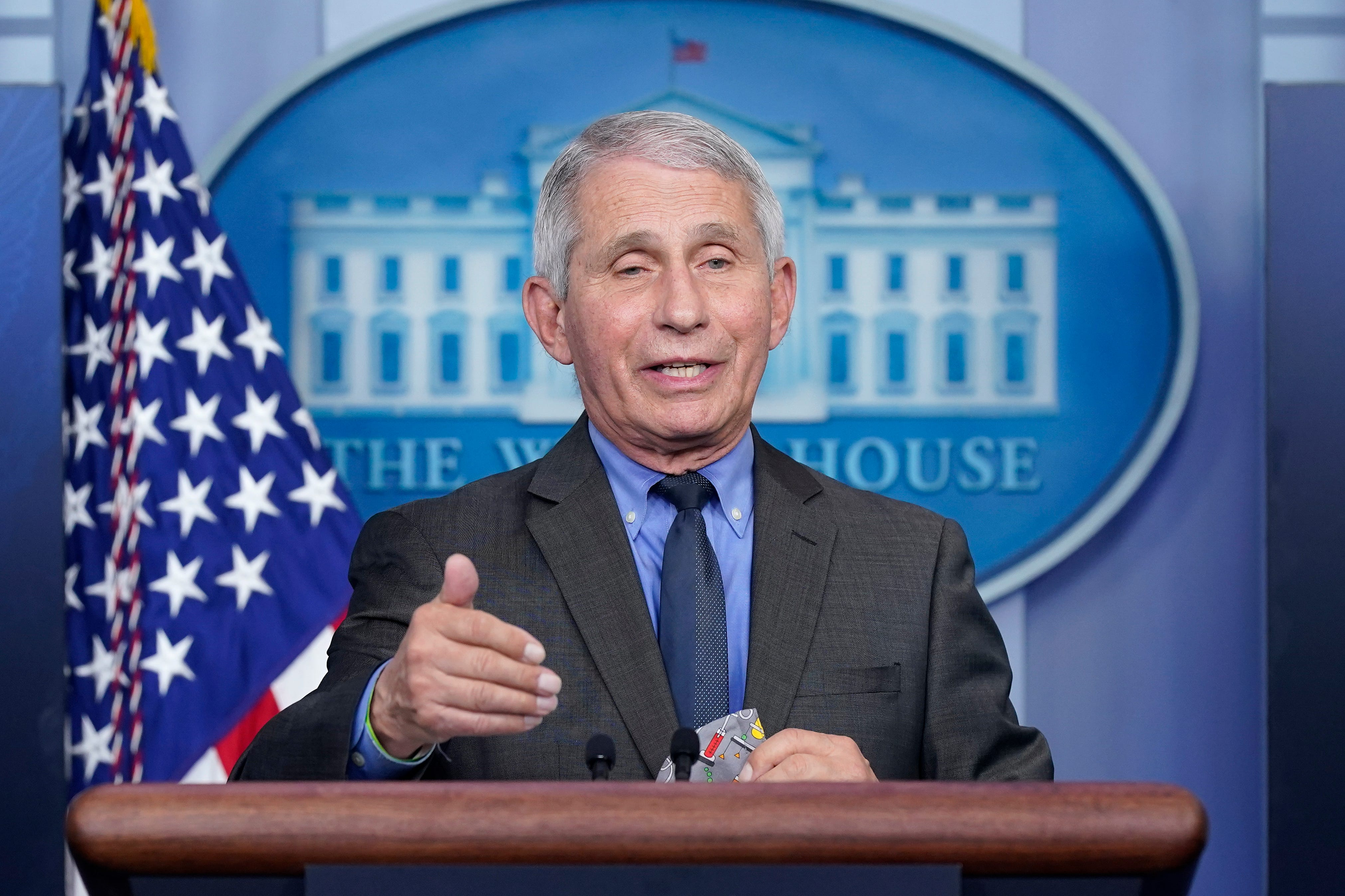 Anthony Fauci's pandemic emails: 'All is well despite some crazy people in this world' 2