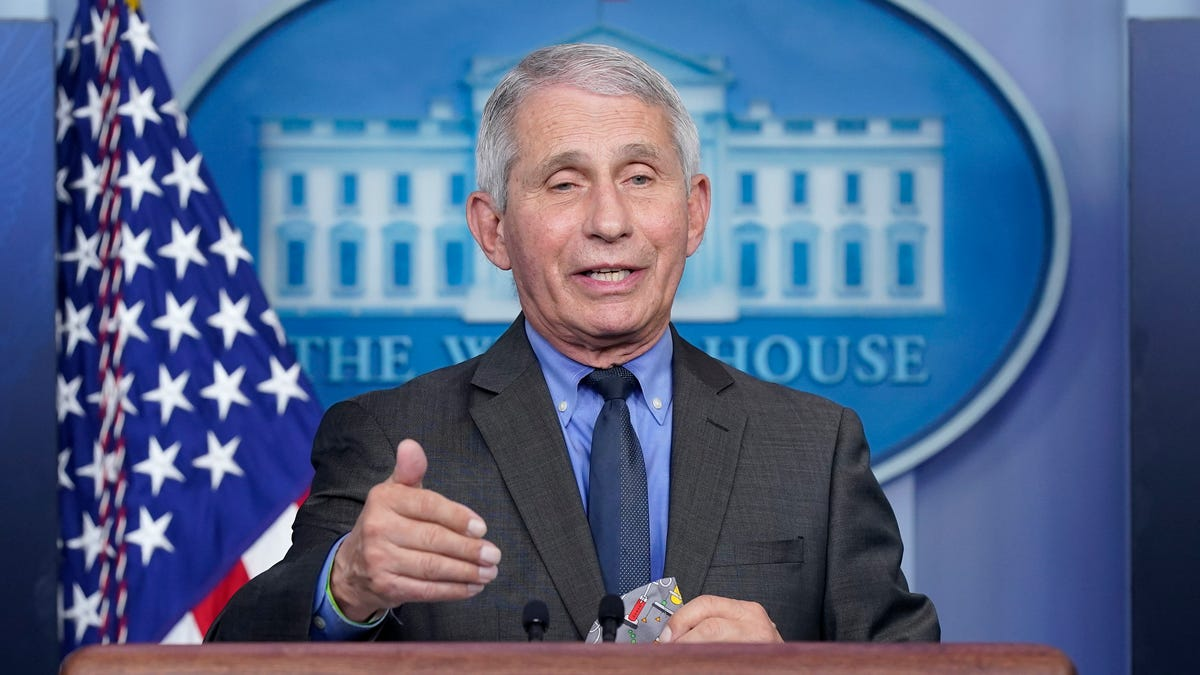 Anthony Fauci's pandemic emails: 'All is well despite some crazy people in this world' 3