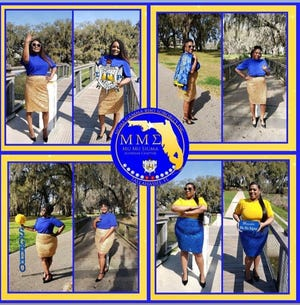 Mu Mu Sigma Alumnae Tallahassee Chapter of Sigma Gamma Rho Sorority, Inc., inducted four new Sorors on March 7, 2021:  Tiakya Green, Latoya Moody, Lesa Ransom and Rebecca Salter.