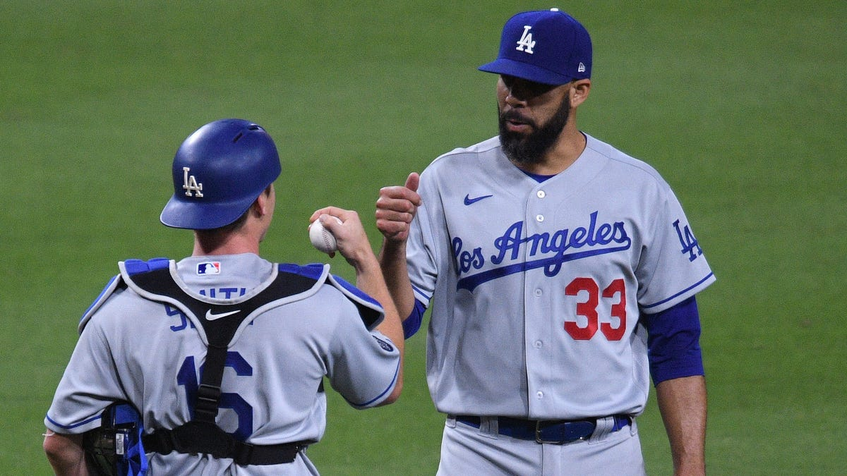 MLB Power Rankings: Dodgers maintain their hold on No. 1 spot