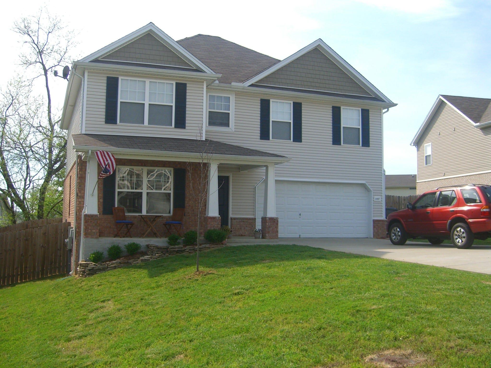Brian Westerman sold home in Mount Juliet, Tennessee, to Opendoor