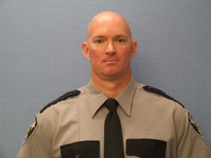 Wesley Ward resigned after he was arrested for DUI over the weekend. Ward had been employed at the sheriff's office since 2017.