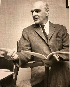 Clemens de Baillou, a former Austrian diplomat, ran the Augusta-Richmond County Museum and the Gertrude Herbert Institute of Art.