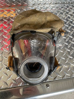 The self contained breathing apparatus used by the firefighters with the Cheboygan Fire Department has started to age and now the city is looking at replacing the pieces of equipment through local matching funds and grant funding.