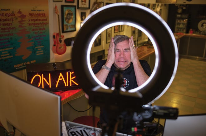 Randy Malloy has been through a whirlwind of ups and downs with WWCD, his Columbus-based alternative-music radio station, which has been operating as CD92.9 since November 2020.