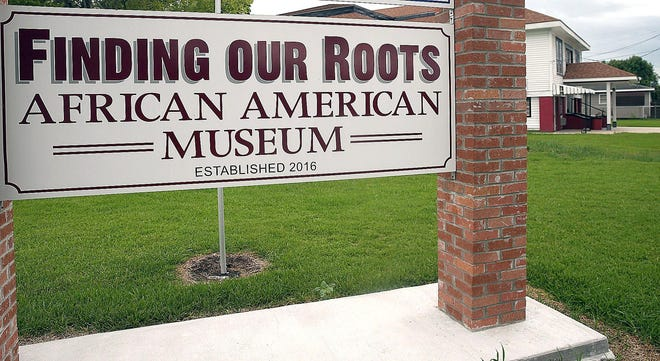 The Finding Our Roots African American Museum is at 918 Roussell St. in Houma.