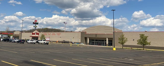 Marshalls department store is expected to occupy approximately 25,000 square feet of space at the south end of the former Kmart building after company officials announced a new store will open in the future. No opening date has been released.