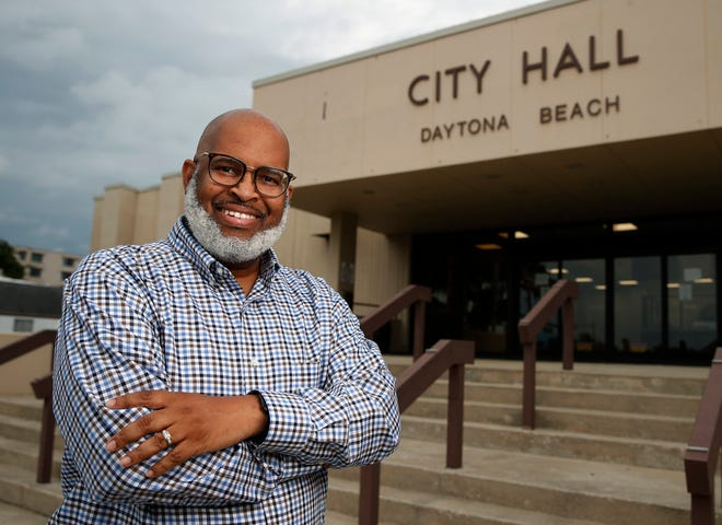 New Daytona Beach City Manager Deric Feacher will move into City Hall and get to work on June 1. Feacher has been the city manager of Winter Haven and Haines City, but he went to Bethune-Cookman University in the late 1990s and knows Daytona Beach well. He already has ideas to revitalize the older areas of the city and create more of a focus on residents and neighborhoods.