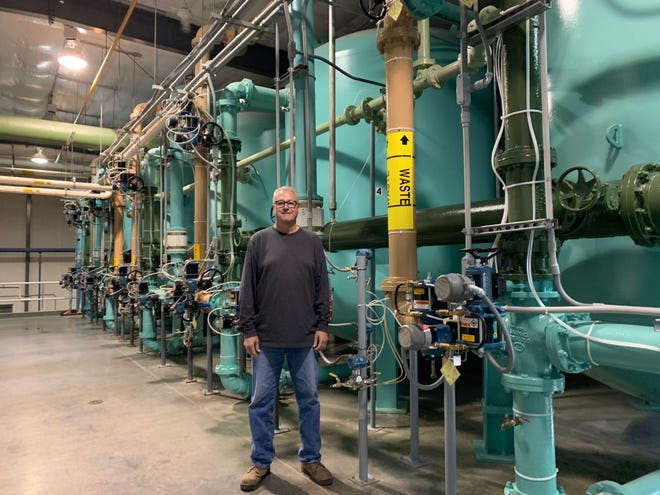 Roger Blackman, water superintendent for the city of Monmouth since 2002 and a city employee since 1987, is retiring at the end of the month.