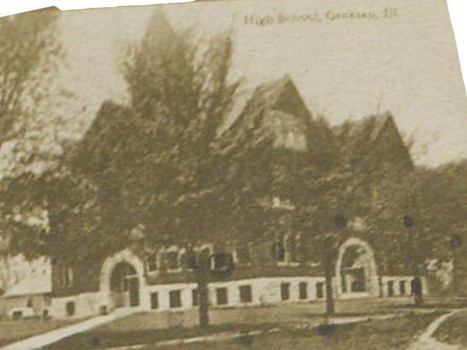 Old Geneseo High School