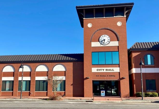 Jacksonville City Hall