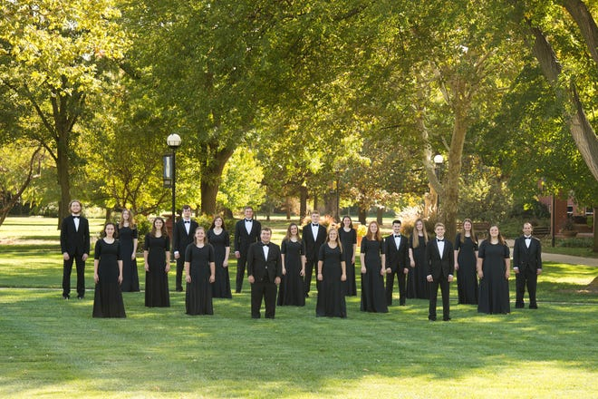 "Hesston College's Bel Canto Singers will present ""Lift Every Voice"" as an outdoor music program at churches across Kansas and the Upper Midwest"