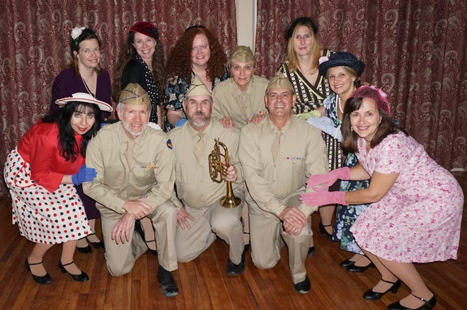 A tribute to the soldiers who served in World War II by the Small Planet Dancers troupe will be broadcast by LTV, in partnership with the Leominster Public Library.