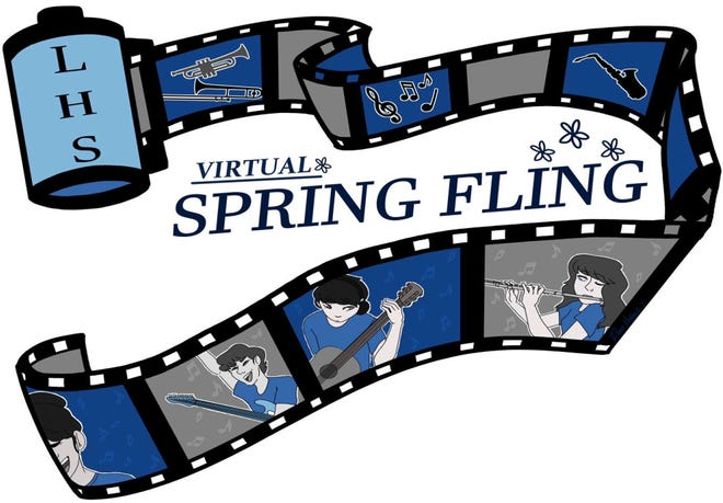 The Leominster Music Department is preparing for the first-ever Virtual Spring Fling, inspired by the previous Icicle Ball.