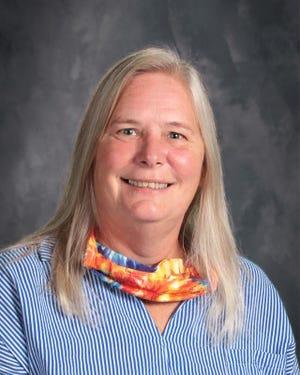 Amy Larrington named Camdenton R-III teacher of the week.