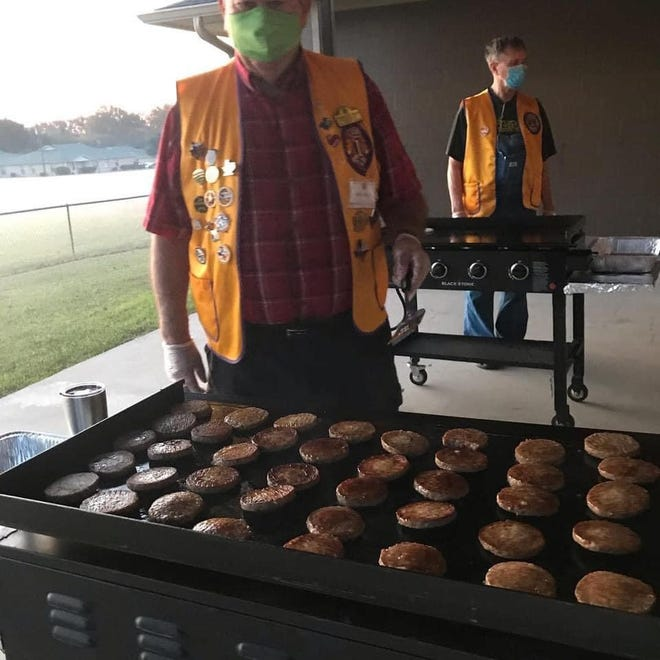 The Midlothian Lions Club's Pancake Breakfast fundraising event will take place on Saturday, May 8 from 7 to 10:30 a.m. at the Midlothian Civic Center, 224 South 11th Street.