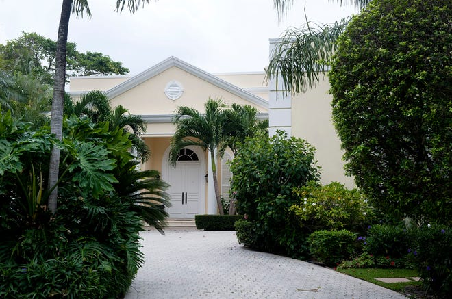 Ava F. Roosevelt — widow of President Franklin D. Roosevelt's grandson, the late William Donner Roosevelt — just sold, for a recorded $14.11 million a Palm Beach house at 210 Tangier Ave.