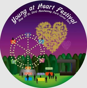The Young at Heart Festival's parade and fireworks have been canceled for a second consecutive year.
