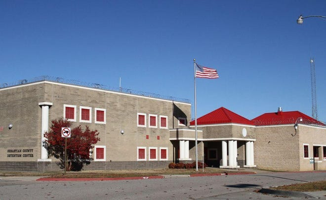 The Sebastian County Adult Detention Center is in Fort Smith on South A Street.
