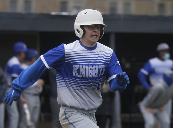 Ready senior catcher and outfielder Stephen Reed said he was expecting good things this season, and the Silver Knights started 6-6 after going winless in 2019.