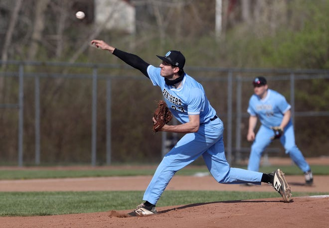 Darby senior Andrew Patrick, a Wright State commit, has been a key performer for the Panthers this season. Through 13 games, he was 3-0 and had a 2.39 ERA with 28 strikeouts and nine walks in 26 1/3 innings.