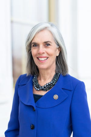 Assistant Speaker Katherine Clark.