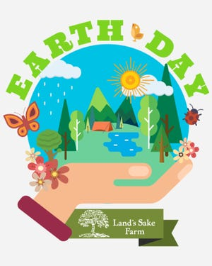 Land's Sake Farm will host a celebration for Earth Day and its birthday on April 24.